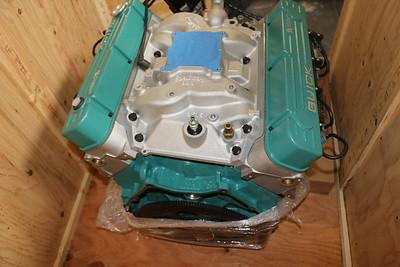 Biquette's engine - back