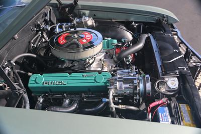 Biquette's engine - starboard