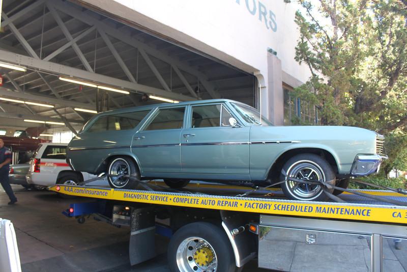 Biquette arrives at Orinda Motors