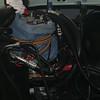 A/C compressor secured