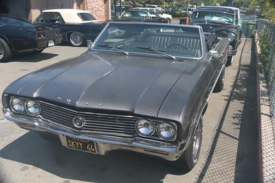 1964 Skylark convertible - port front