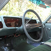 Painted dashboard - driver side