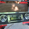 """An """"out of the box"""" Custom autosound 630 in a 1965 Buick Special/Skylark radio bezel"""