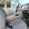 Dashboard before modifications - passenger side