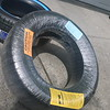 Warning labels on tires