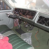 Firewall insulation and steering column - passenger side