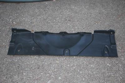 Radiator top plate - bottom