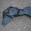 A/C compressor & alternator bracket - front
