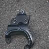 Power steering pump bracket - front