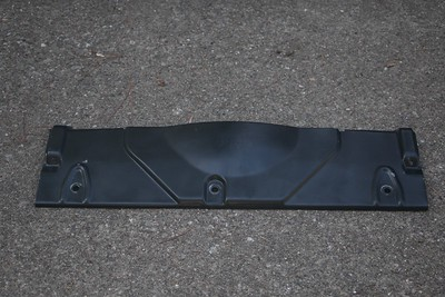 Radiator top plate - top front