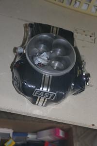 Throttle body - front