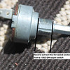 Photo of a 1965 GM 1-speed wiper switch from which I need a section.