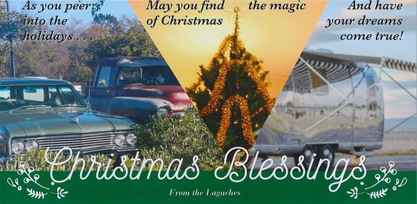 2019 Biquette Christmas card
