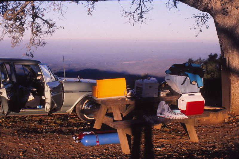 Biquette as Fremont Peak RV