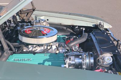 Biquette's engine -starboard
