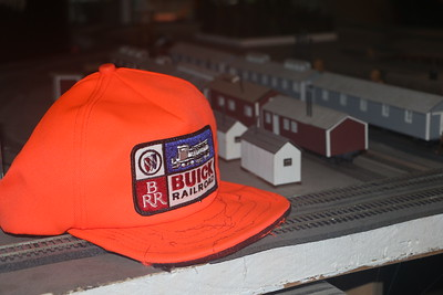 Buick railroad cap - startboard