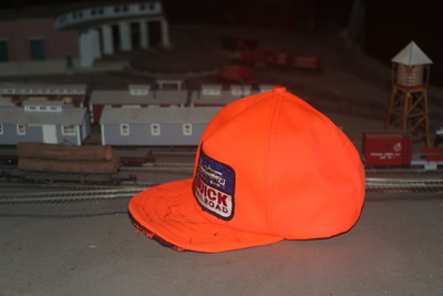 Buick railroad cap - port