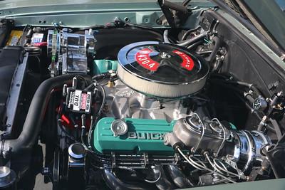 Biquette's engine - port in 2015