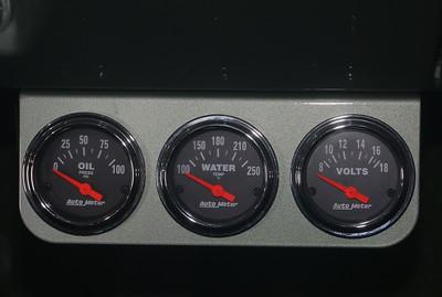 Biquette's triplet of gauges