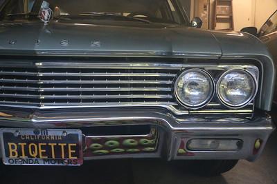 """Biquette's """"green pox"""" bumper condition"""