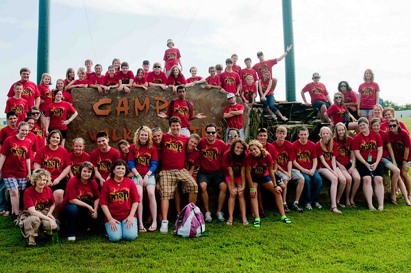 "Camp WOW 2010: ""On Your Mark"""