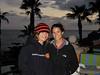 Robin and Tony at Sheraton Hacienda del Mar Resort & Spa, Cabo San Lucas, Mexico
