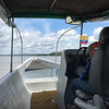 On the Boat From Coca to Yasuni National Park