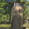 The Newest Outhouse
