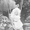 Muriel Woolsey aged 1 in 1905