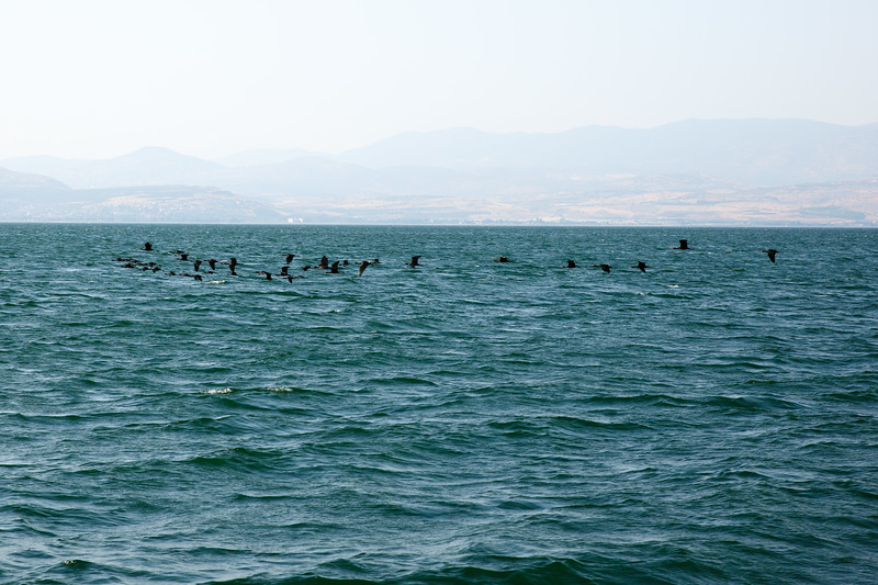 Sea of Galilee October 2017