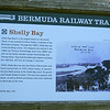 We walked along the old Bermuda Railway Trail.