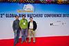 Philippine Delegates: Mike Lu, Rey Sta Ana, Alain Pascua
