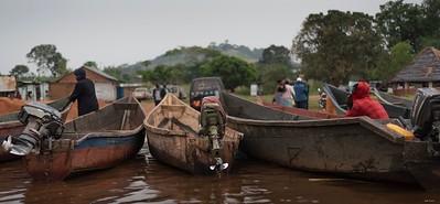 Mabamba Swamp, Uganda