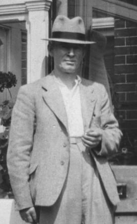 Ben Bird in 1937