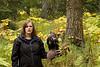 IMG_6745  Patricia Garcia with Jasper the Rough Legged Hawk
