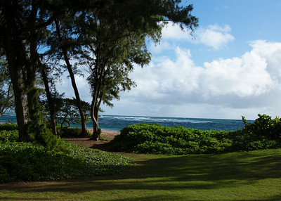 Road to Kailua from Northshore