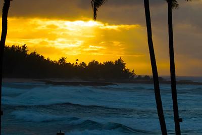 Sunset Beach, Northshore Oahu