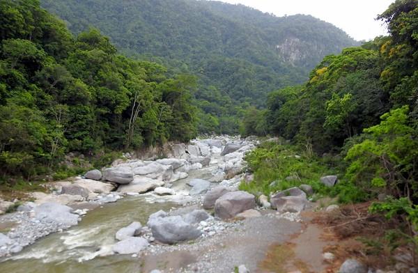 Cangrejal River