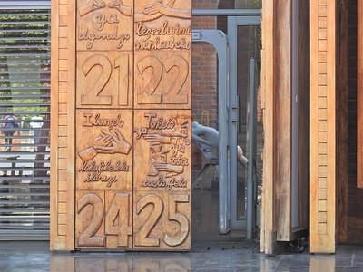 Details of Constitution Court Doors