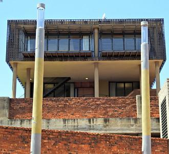 Winnie Mandela Imprisoned Here