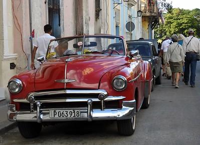 Cuba - Vintage American Cars