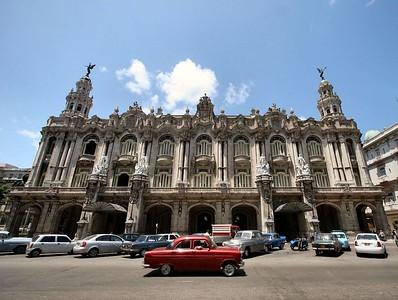 Grand Theatre Havana