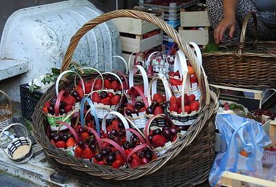 Delicious - we each got a basket.