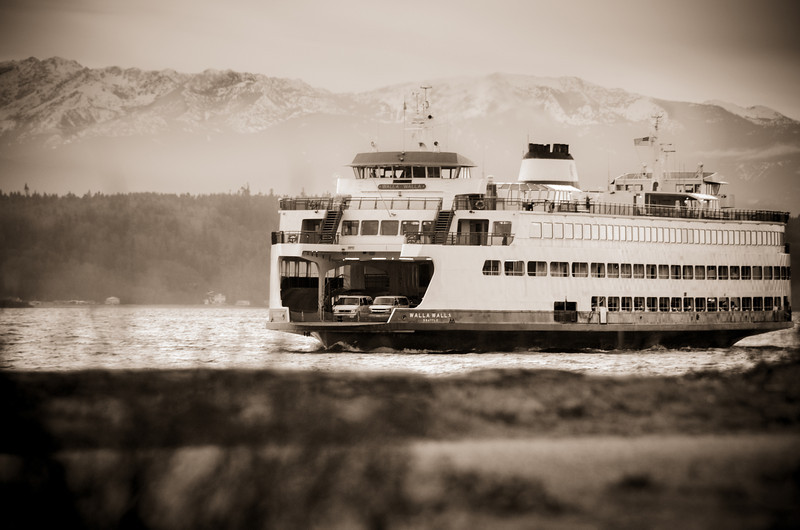 Winter Ferry