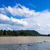 Kinabatangan River in Borneo, Sukau, Sabah, Malaysia (07-03-2016)
