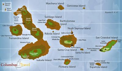 map_galapagos_islands