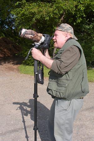 Halibut Point Beginner Bird Walk June 2013