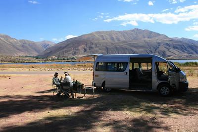 Huacarpay Lakes, Peru - Picnic Lunch (1) (2008-07-04)