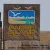 Padre Island National Seashore, Texas.