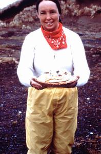 08I Barbara with Birthday Cake